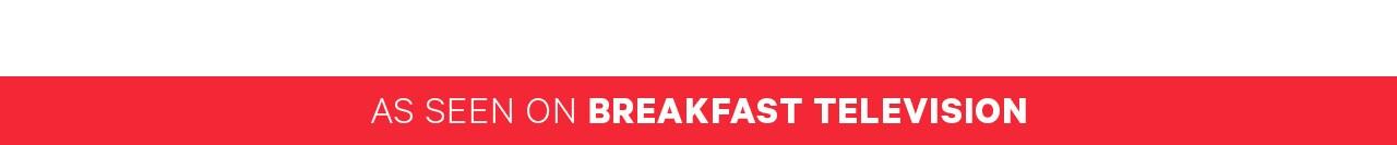 Breakfast tv