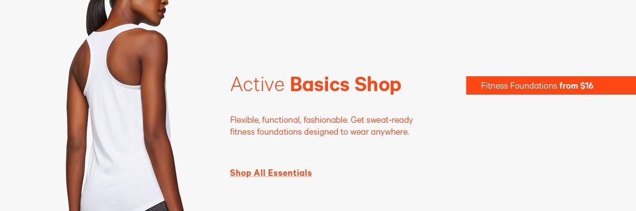 Active basic shop