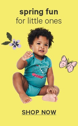 Spring fun for little ones. Shop now