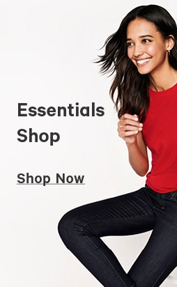 Women's essential shop