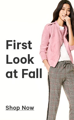 Women's new arrivals fall clothing
