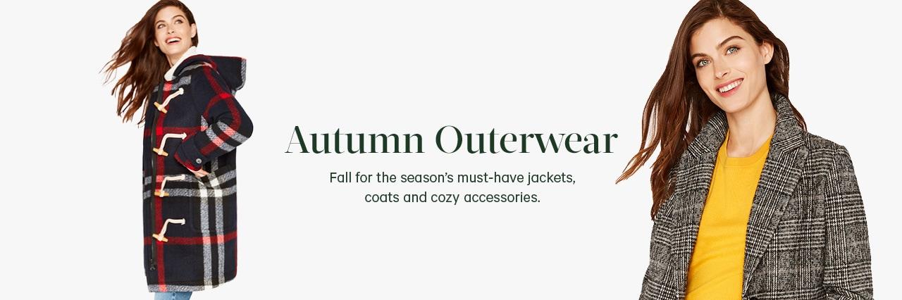Women's Autumn outerwear