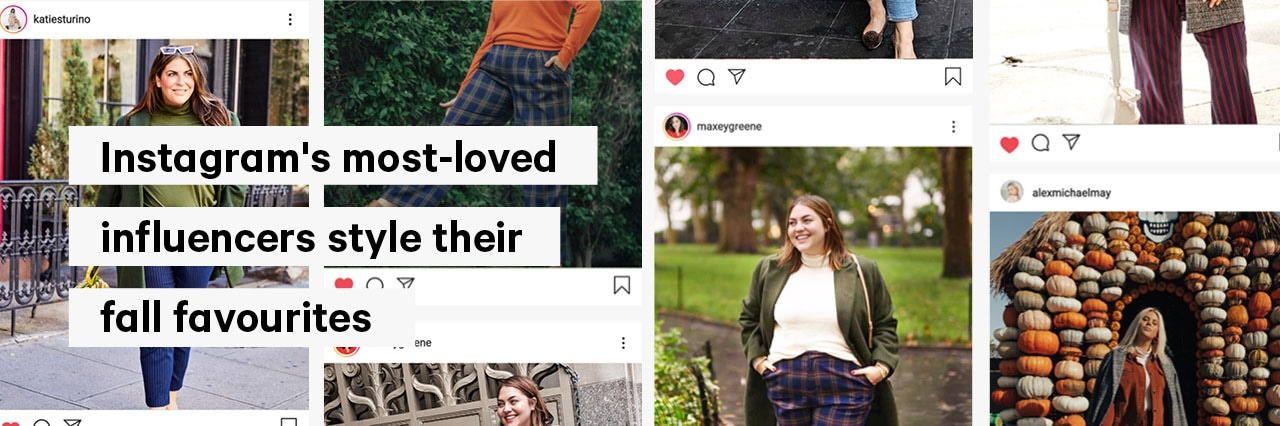 Instagram's most loved influencer style