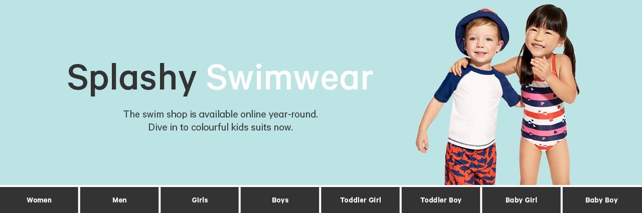 Toddler Boy s Swimwear  c7e5b37dbe