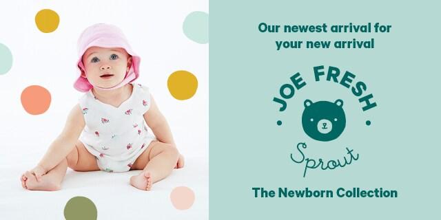 89e0e12f12a Newborn Baby Clothes   JOEFRESH.COM