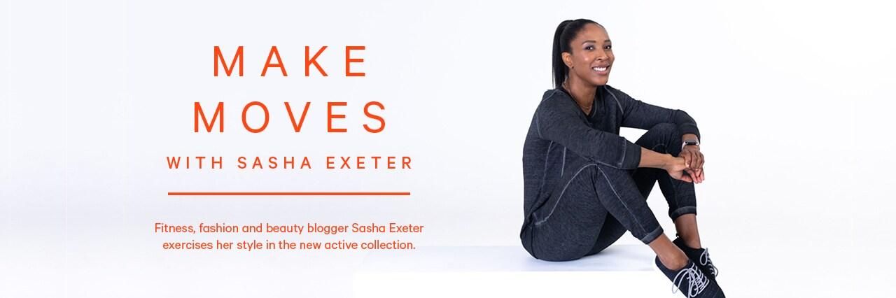 Sasha Exeter collection