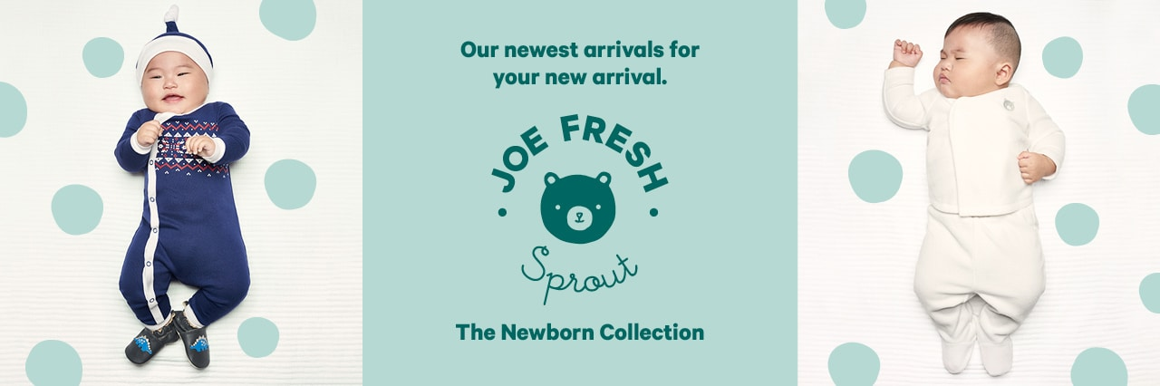 Baby clothing Sprout holiday