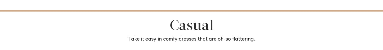casual dresses