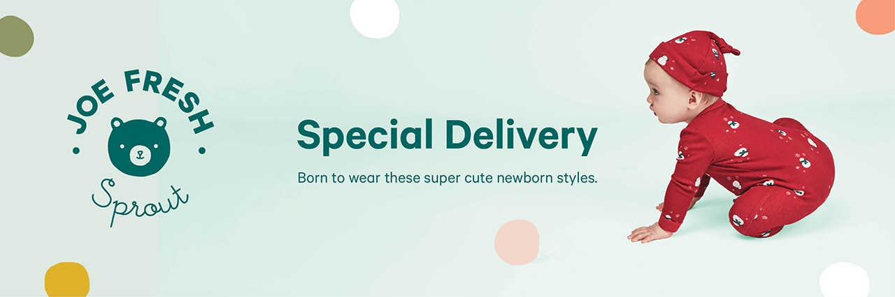 New newborn styles