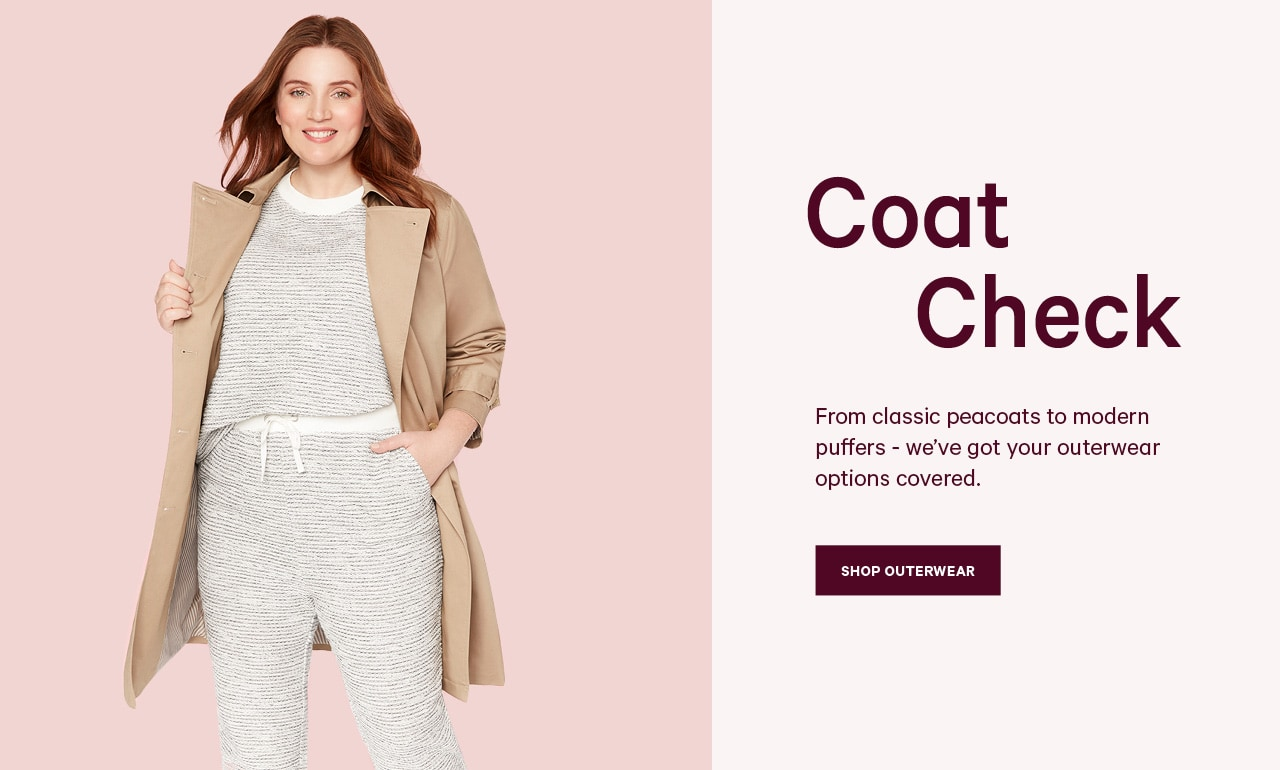 Go to women extended outerwear