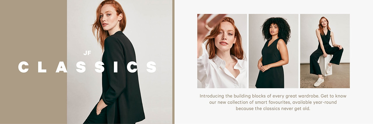 Get to know Joe Fresh's new collection of favourites available all year.