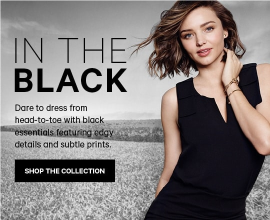 How to Wear Black