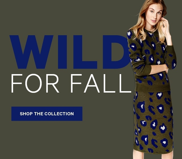 Wild for Fall