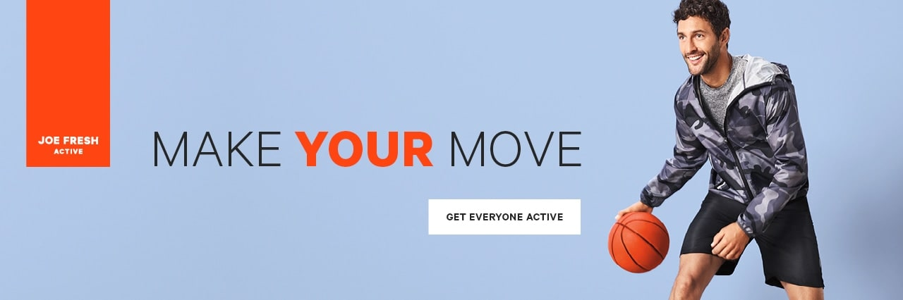 Make Your Move - Get Everyone Active