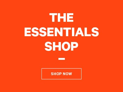 The Essentials Shop. Shop Now
