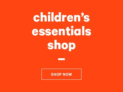 Children's Essentials Shop. Shop Now