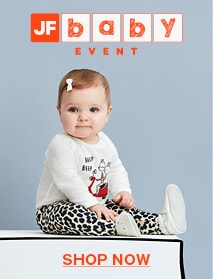 Joe Fresh Baby Event Shop Now