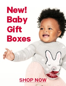 New! Baby Gift Boxes. Shop Now