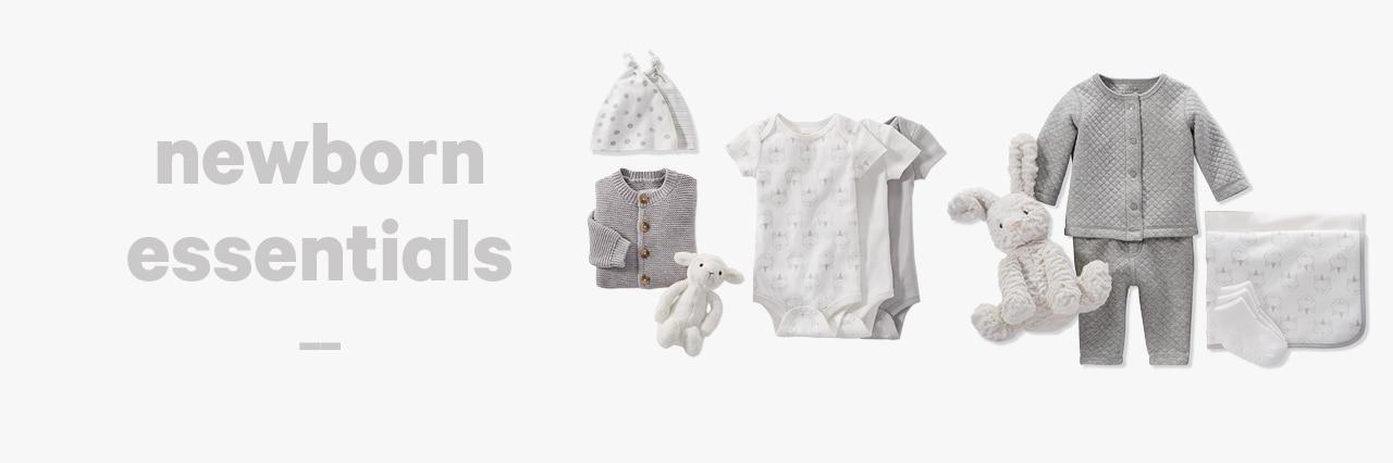 Newborn essentials | articles essentiels pour nouveau-nés