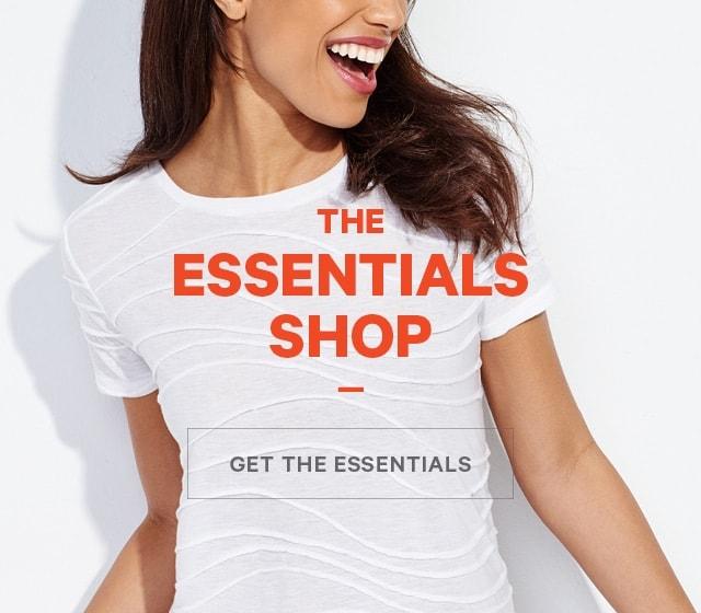 The Essentials Shop Get the Essentials