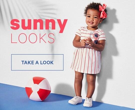 Kids Summer Lookbook