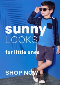Sunny Looks for Little Ones Shop Now