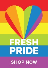 Fresh Pride Shop Now