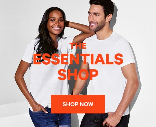 The Essentials Shop Shop Now