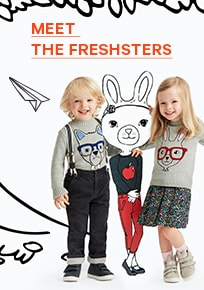 Meet the Freshsters