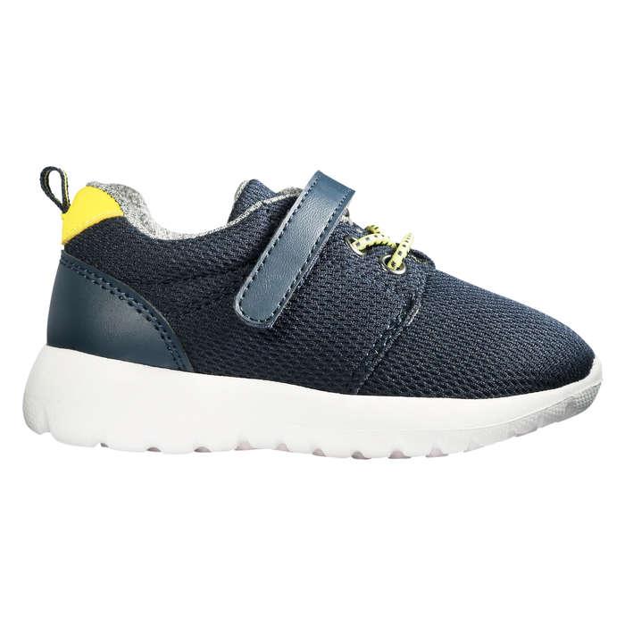 Baby Boys' Velcro® Strap Running Shoes in Navy from Joe Fresh