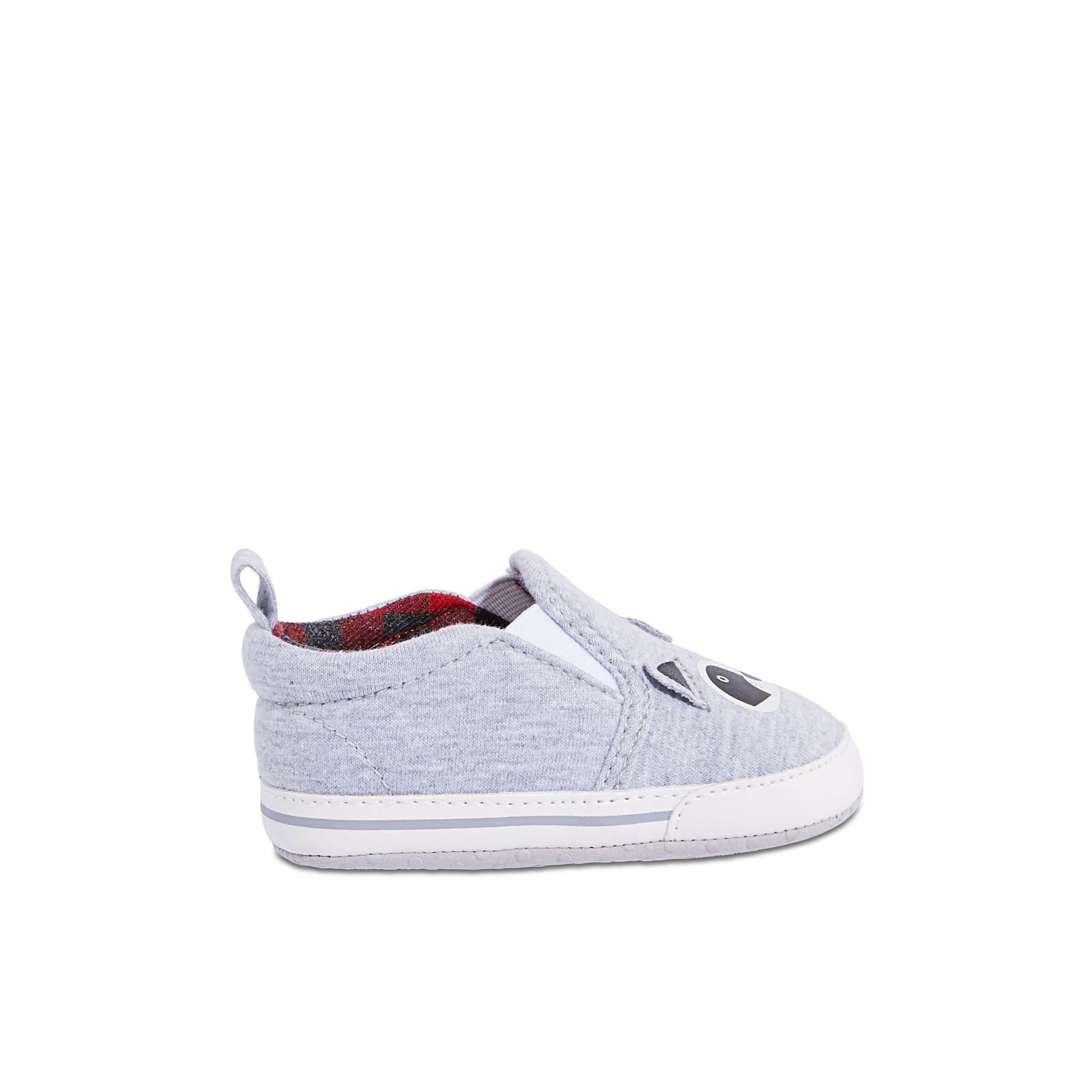 1577e00c23c7c Joe Fresh Baby Boys' Raccoon Sneakers