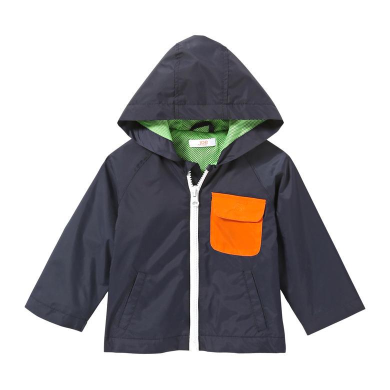 Baby Boys' Windbreaker Jacket in Navy from Joe Fresh