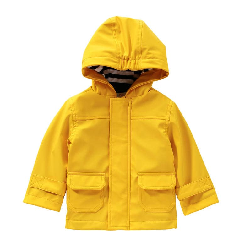 Infant Rain Coat Sm Coats