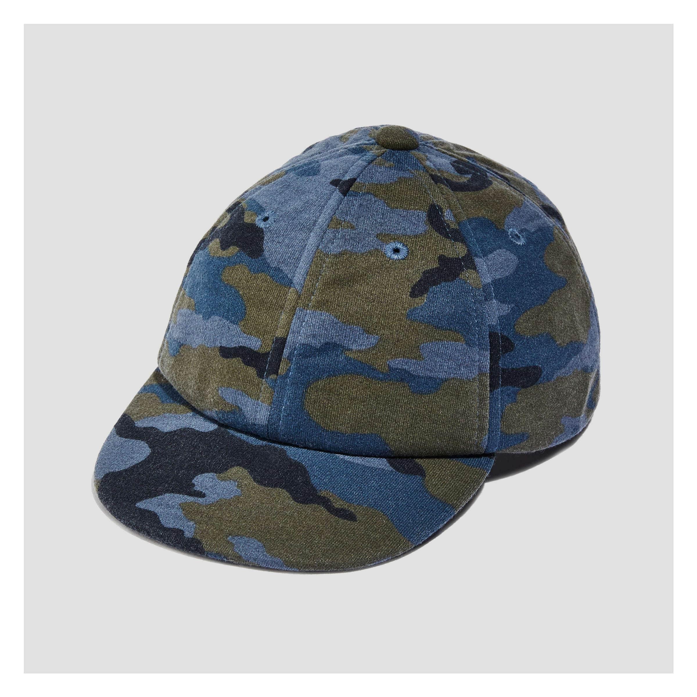 40b232e06a3 Baby Boys  Baseball Hat in Denim Blue from Joe Fresh
