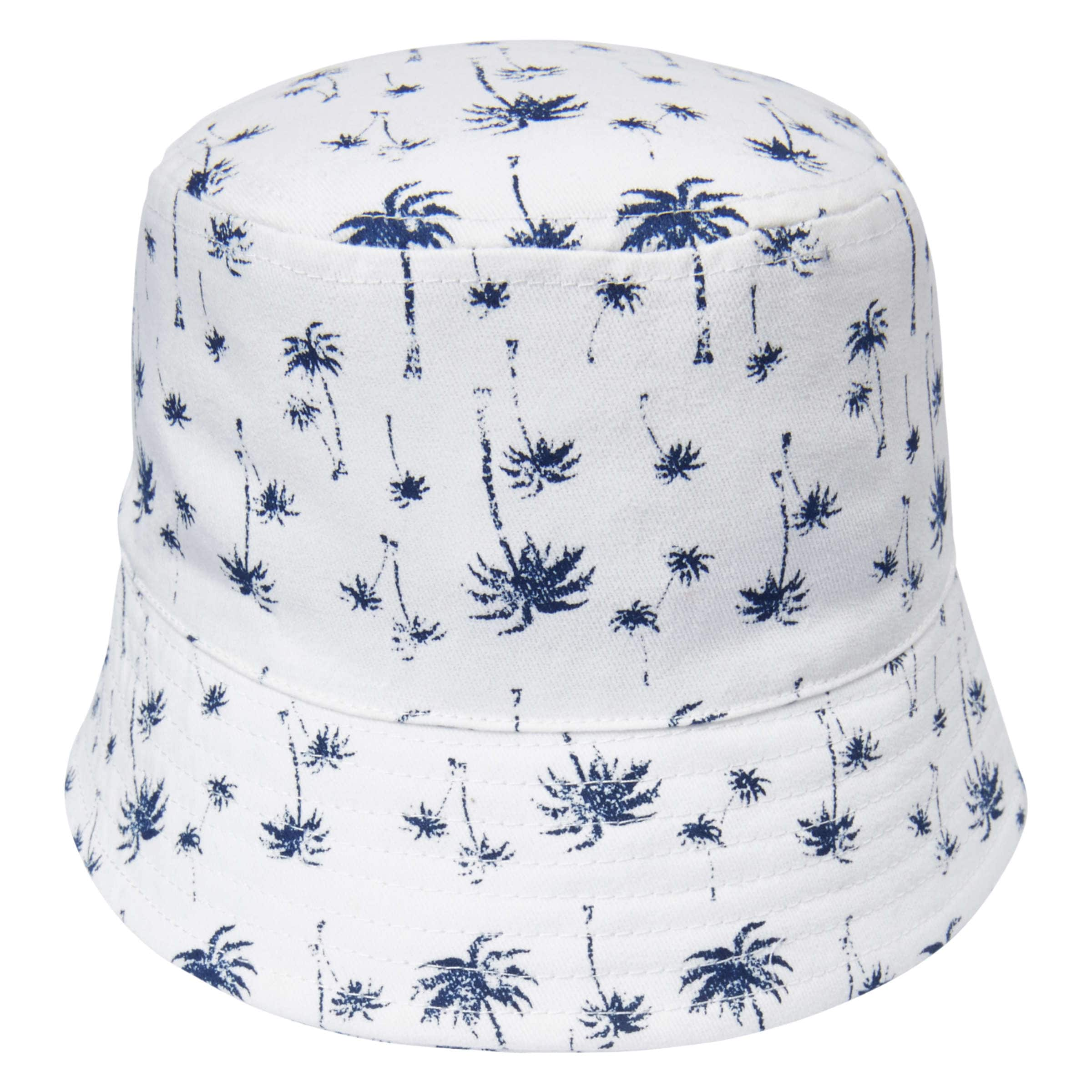 Baby Boys  Bucket Hat in White from Joe Fresh 8e08fb06a67