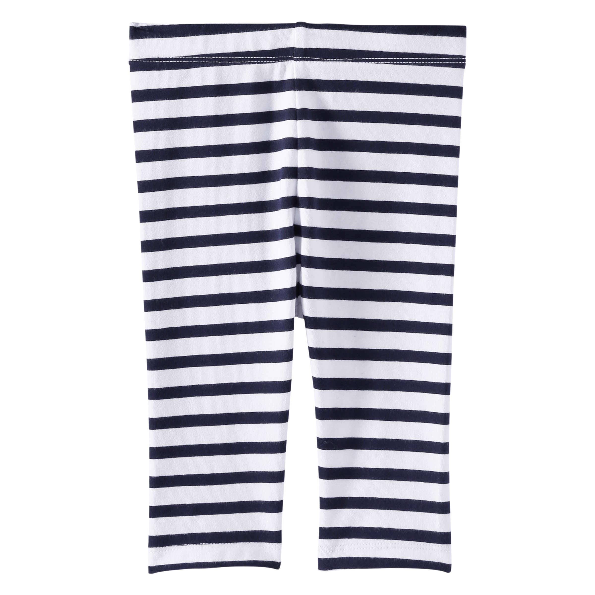 221cf8360 Baby Girls' Stripe Legging in JF Midnight Blue from Joe Fresh