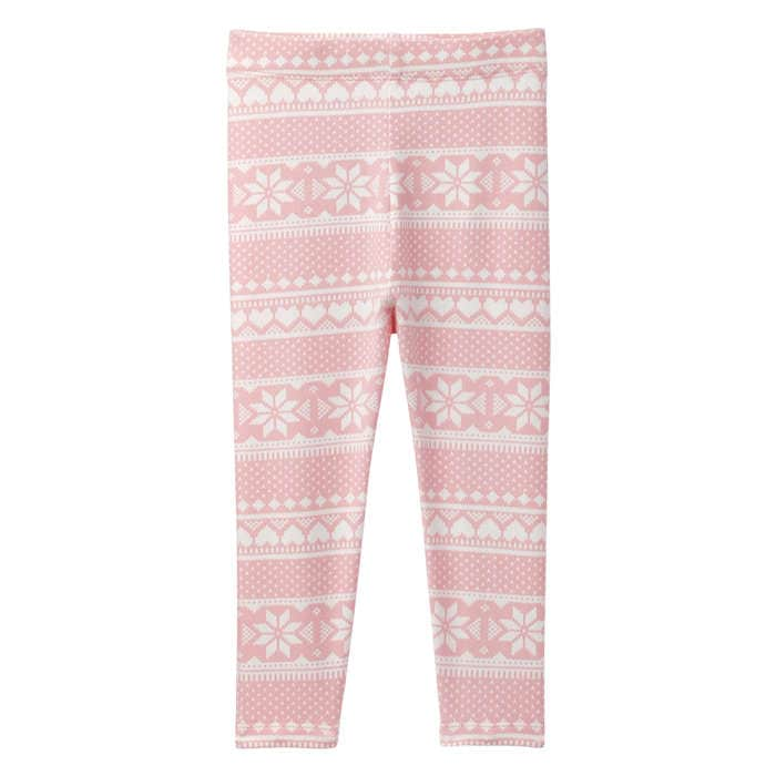 Baby Girls' Print Legging