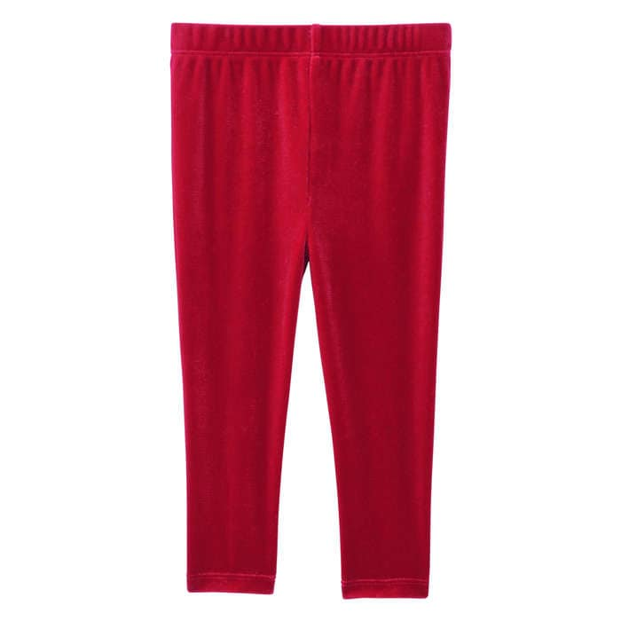 Baby Girls' Velour Legging