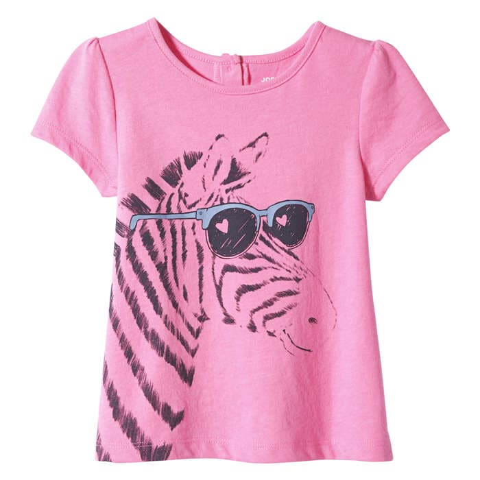 Baby Girls' Essential Graphic Tee