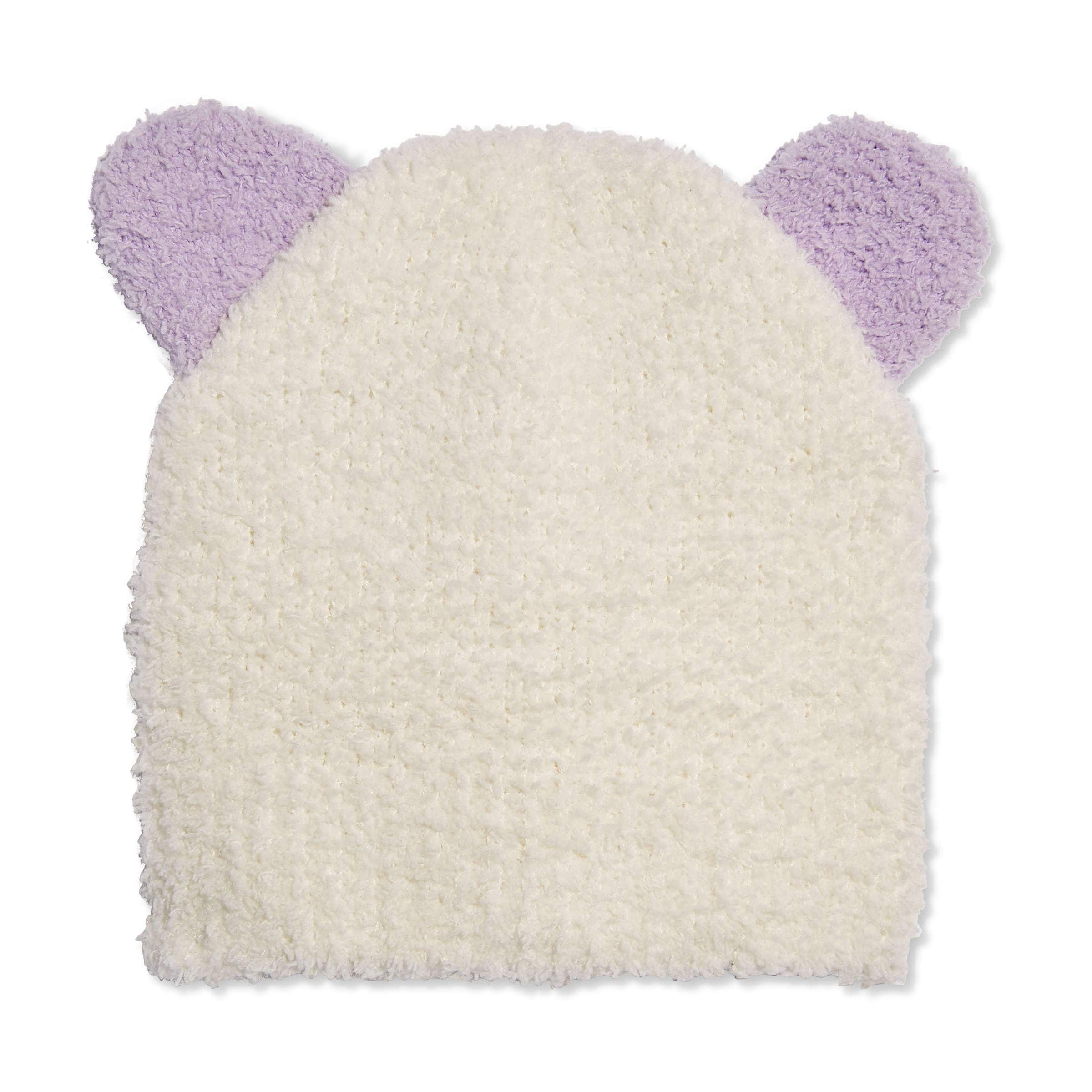 f03f8efa847c Baby Girls  Animal Ear Beanie in Ecru from Joe Fresh