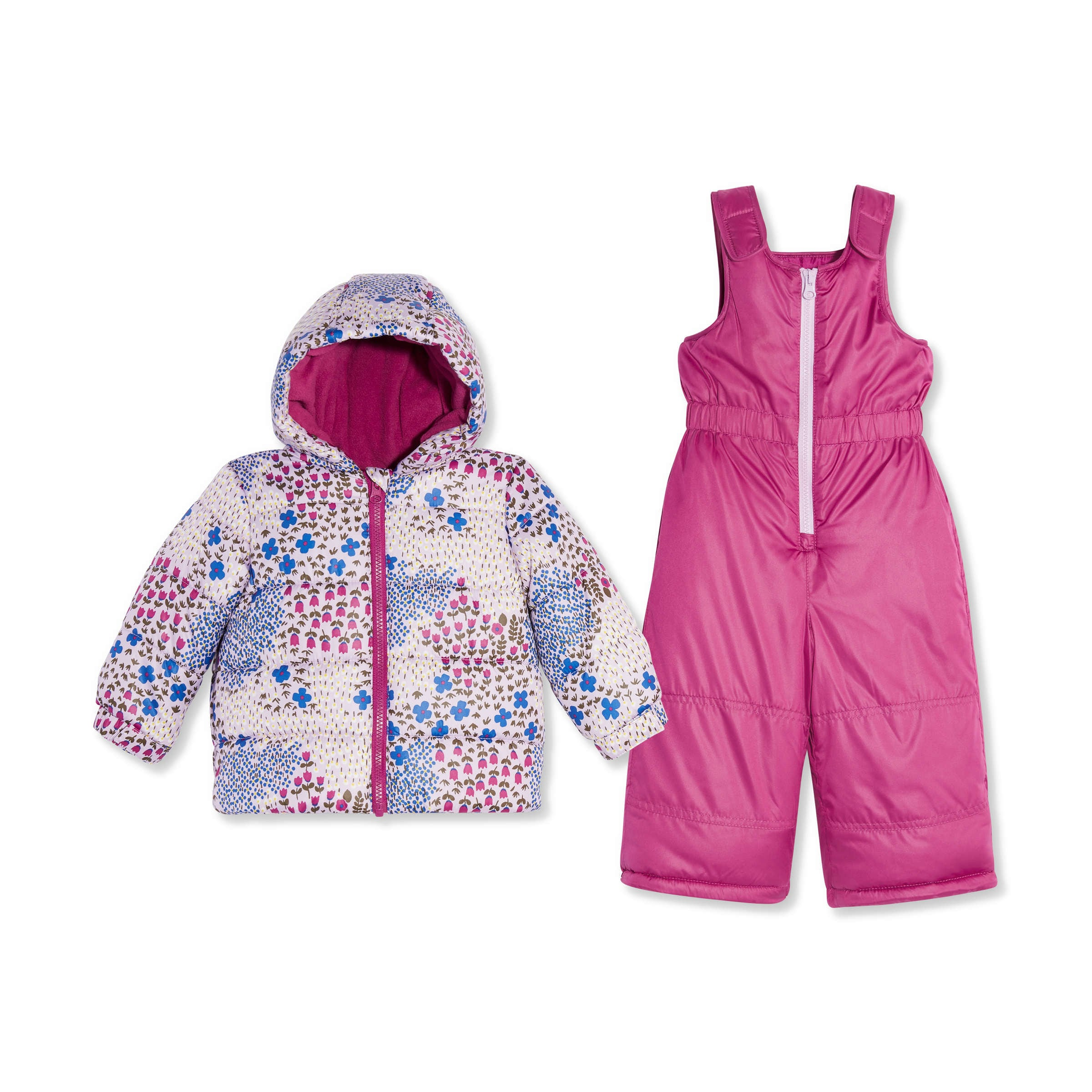 dad9cb8ed Baby Girls  2 Piece Snowsuit Set in Lavender from Joe Fresh