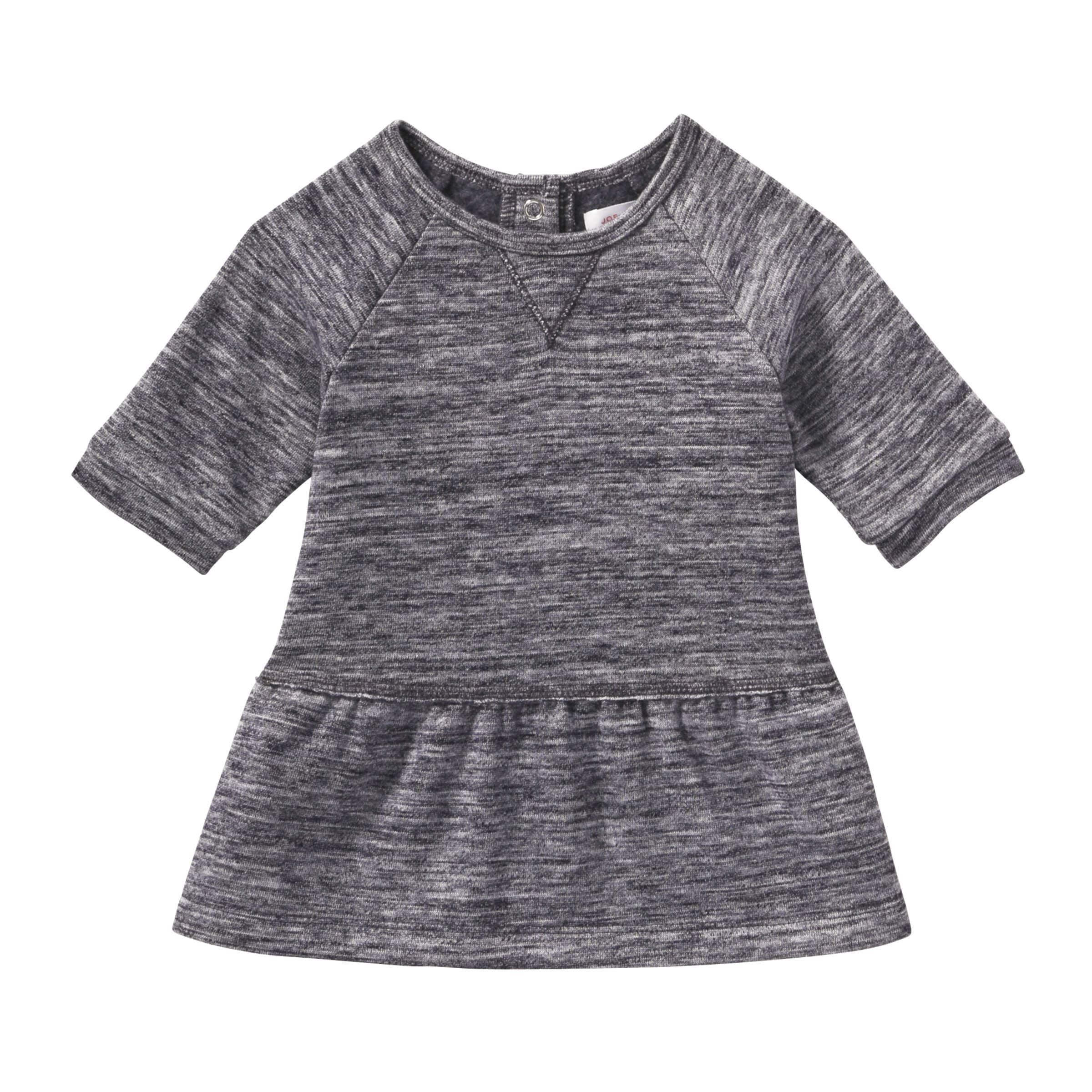 4a00d5b30ca1 Baby Girls  Space Dye Dress in Navy from Joe Fresh
