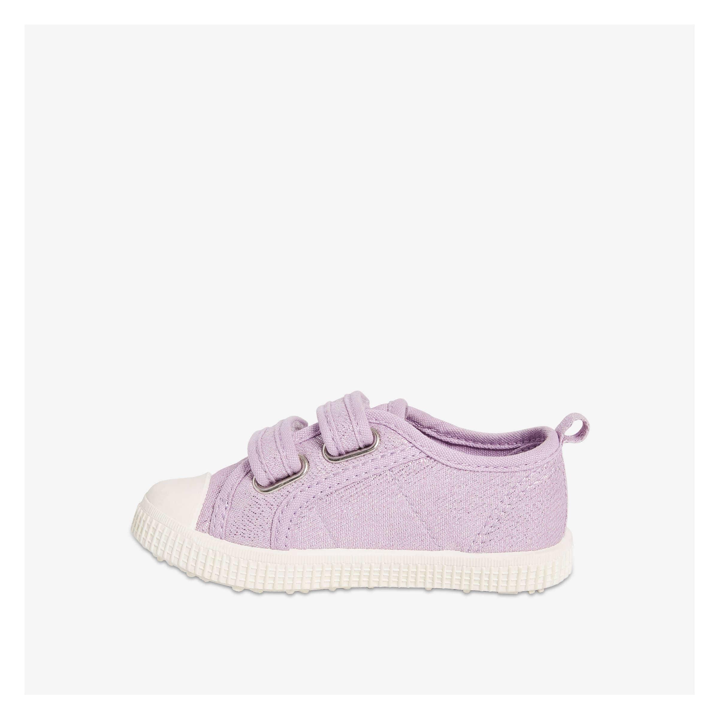 91e4923c3a6 Baby Girls  Canvas Walker in Light Pink from Joe Fresh