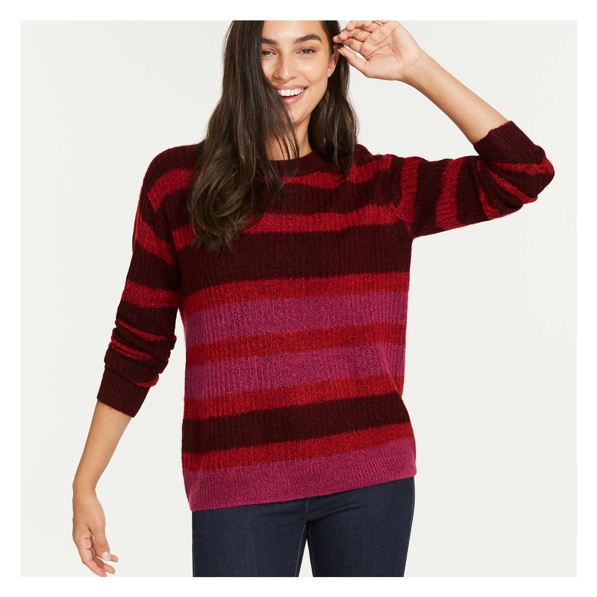 Joe Fresh Stripe Sweater