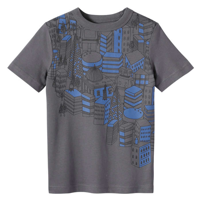 Kid Boys' Short Sleeve Graphic Tee
