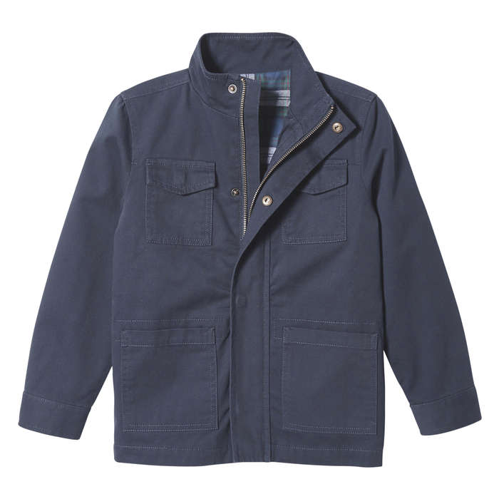 Kid Boys' Twill Jacket