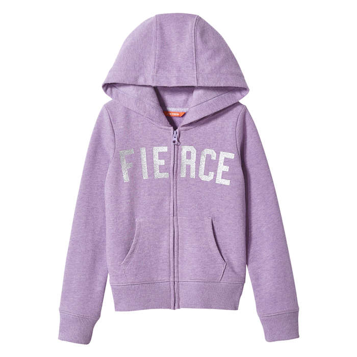 Kid Girls' Graphic Hoodie