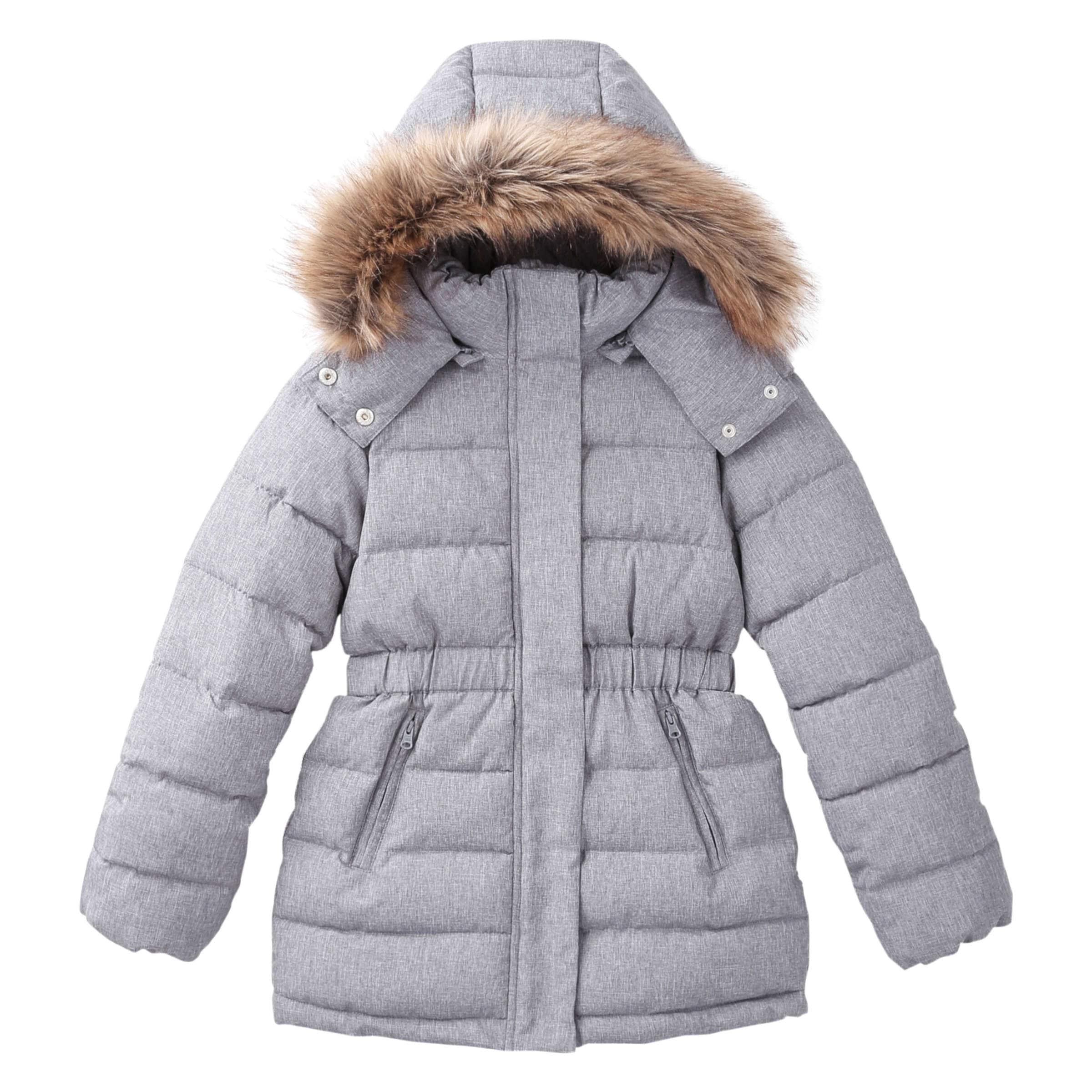 71a6b0b2e Joe Fresh Kid Girls' Long Puffer Jacket