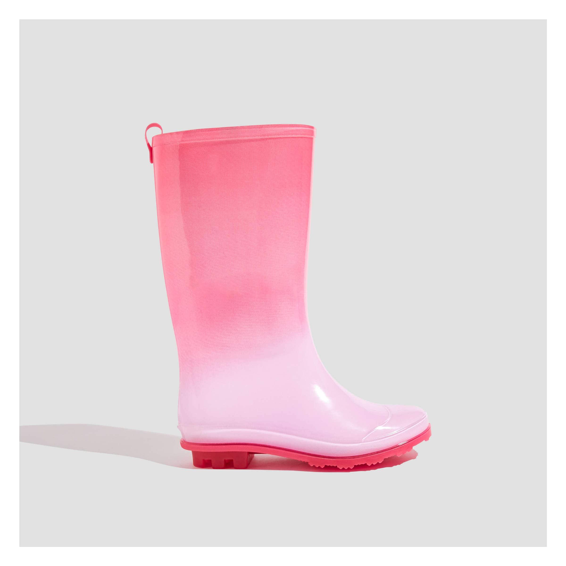 Kid Girls' Rain Boots in Pink from Joe