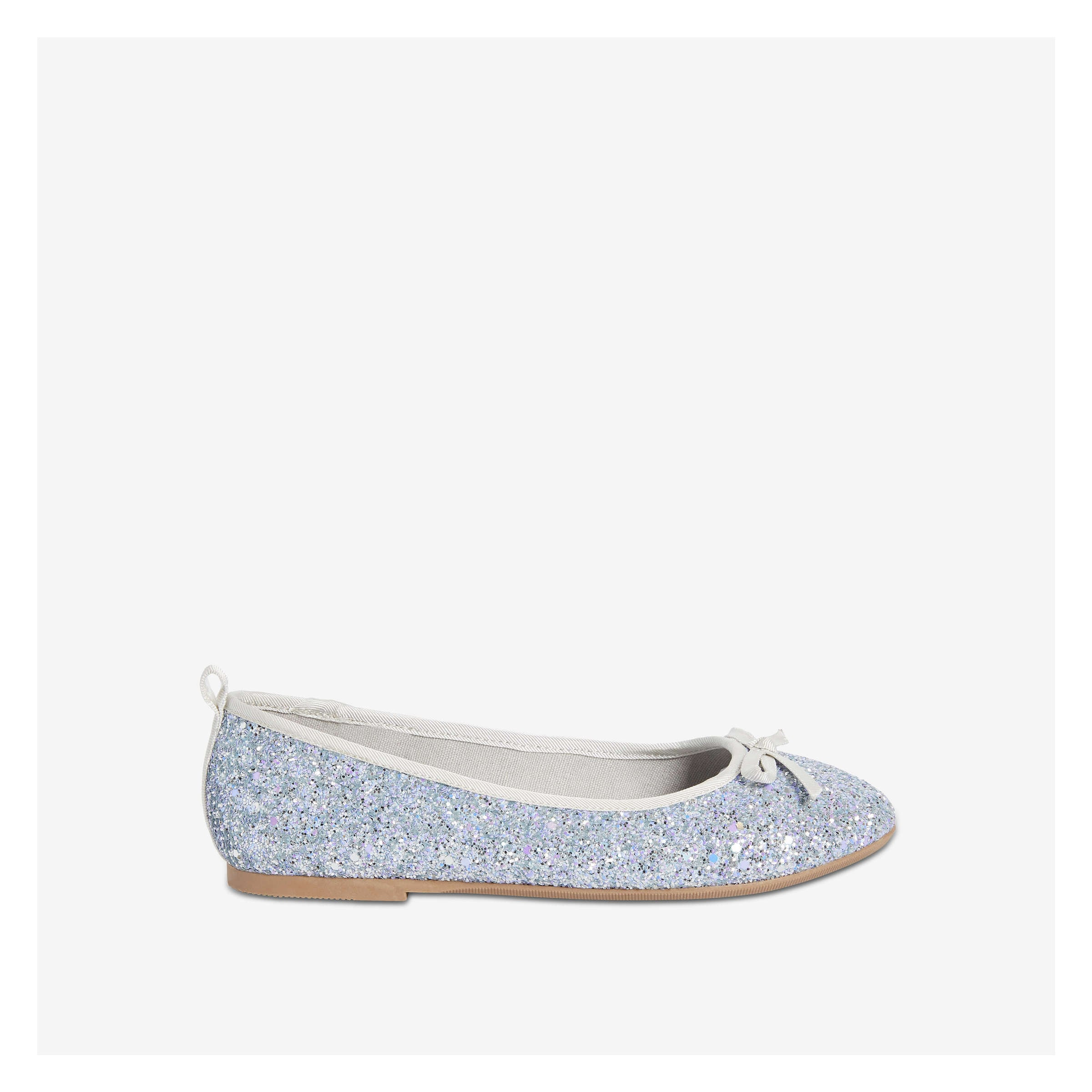 d89024cefb Joe Fresh Kid Girls' Glitter Ballet Flat